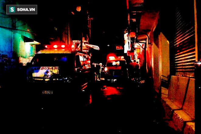 Cháy kinh hoàng ở Sài Gòn, 6 người trong gia đình tử vong, 4 bị thương - Ảnh 3.
