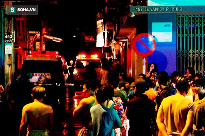 Cháy kinh hoàng ở Sài Gòn, 6 người trong gia đình tử vong, 4 bị thương - Ảnh 4.