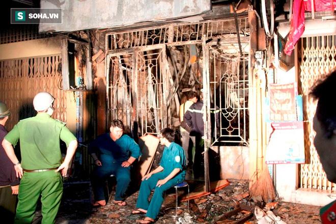 Cháy kinh hoàng ở Sài Gòn, 6 người trong gia đình tử vong, 4 bị thương - Ảnh 5.