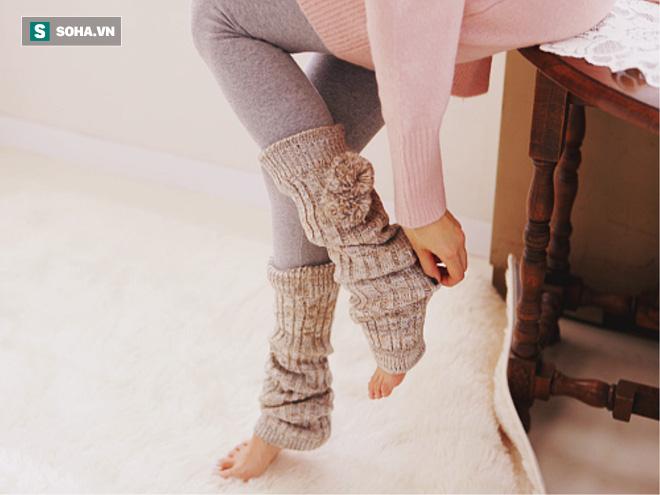 Để 4 bộ phận này trên cơ thể lạnh là nguyên nhân bị ốm đi ốm lại suốt mùa đông - Ảnh 2.