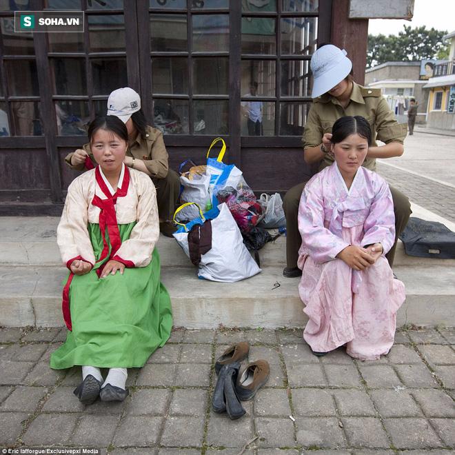Những hình ảnh độc về nền điện ảnh của Triều Tiên lần đầu tiên được hé lộ - Ảnh 2.