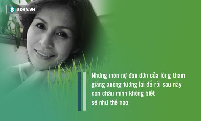 Doanh nhân Lương Hoàng Anh nói về món nợ đau đớn của lòng tham - Ảnh 2.