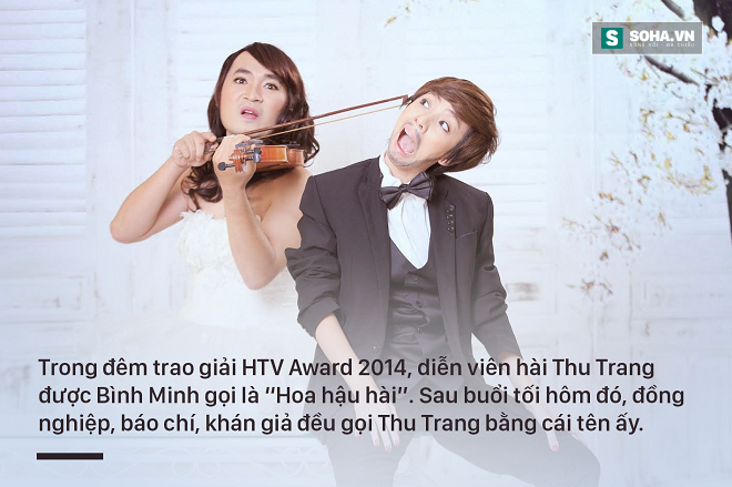 Danh hài Thu Trang: Nổi tiếng vẫn đi làm công và bị ăn hiếp! - Ảnh 1.
