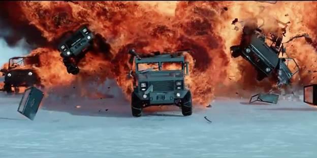 Sau bao ngày chờ đợi, trailer đầu tiên của  Fast & Furious 8 đã chính thức ra lò - Ảnh 10.