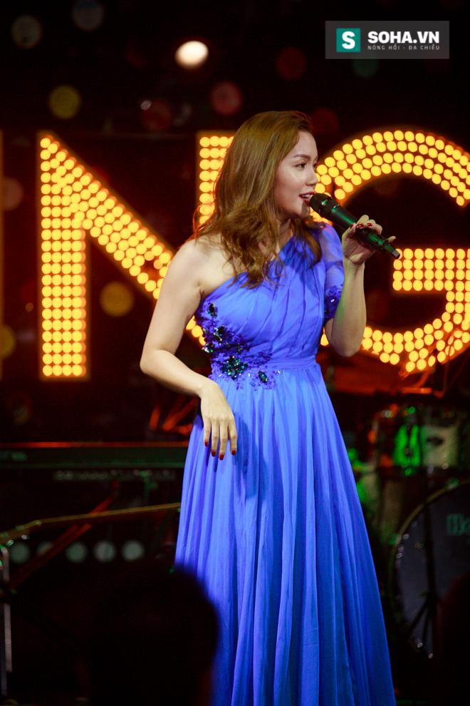 Ca sĩ Ngọc Anh hủy show diễn để cùng hàng loạt nghệ sĩ Thương về miền Trung - Ảnh 3.