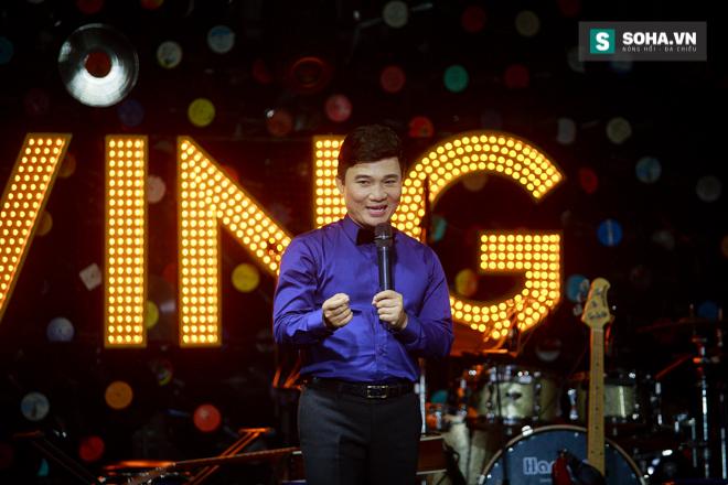 Quá 12h đêm, Quang Linh và hàng chục nghệ sĩ vẫn miệt mài hát vì miền Trung - Ảnh 31.