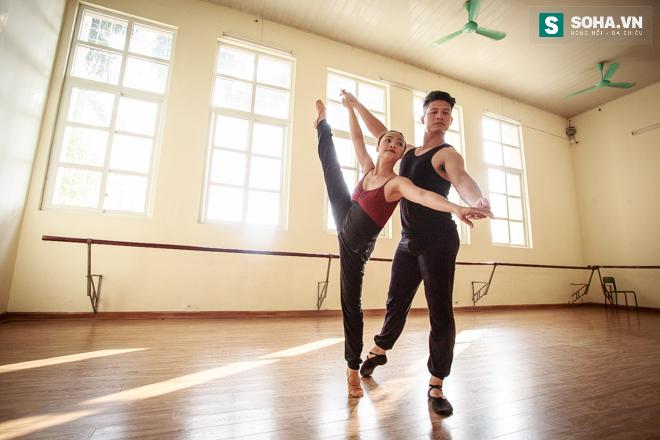 Cuộc sống chưa từng biết của NSƯT Ballet trẻ nhất Việt Nam - Ảnh 26.