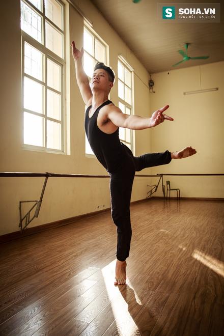 Cuộc sống chưa từng biết của NSƯT Ballet trẻ nhất Việt Nam - Ảnh 30.