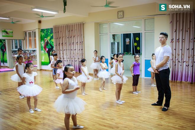 Cuộc sống chưa từng biết của NSƯT Ballet trẻ nhất Việt Nam - Ảnh 38.