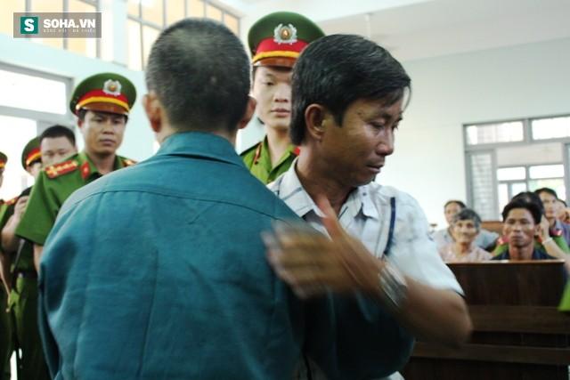 Hung thủ giết người, khiến ông Nén ngồi tù oan bật khóc tại tòa - Ảnh 3.