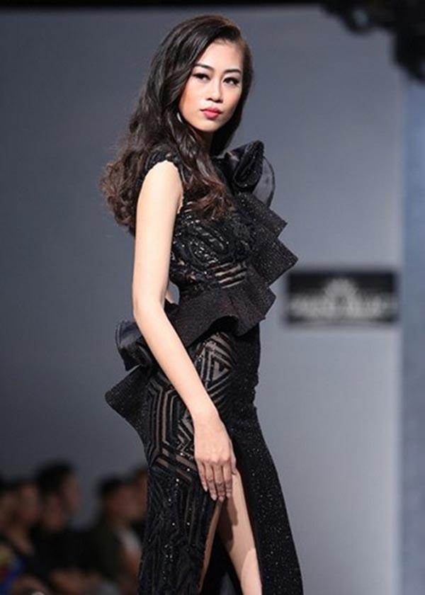 Chân dung người mẫu khai màn cho scandal đang ồn ào nhất showbiz - Ảnh 4.