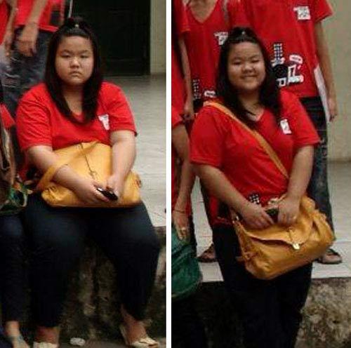 Cuộc sống của hot girl giảm cân sau những lùm xùm trên mạng ảo - Ảnh 1.