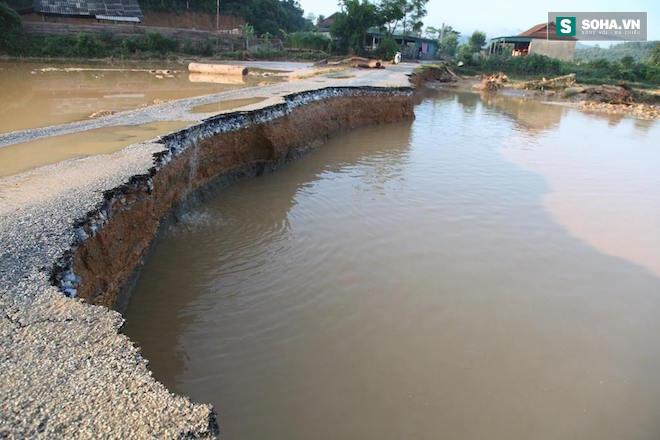 Nghệ An: 4 ngày mưa bão, 6 người chết, thiệt hại hơn 700 tỷ đồng