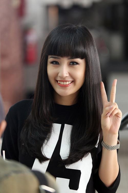 Điểm xấu nhất trên gương mặt của Hoa hậu Mai Phương Thuý - Ảnh 10.