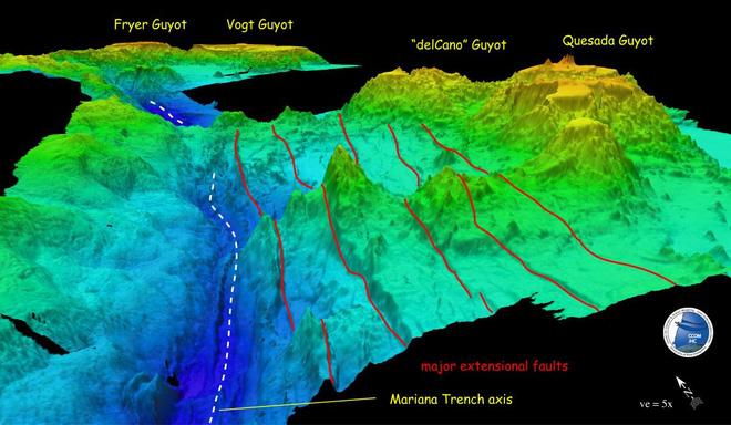 Phát hiện chấn động: Tìm thấy 4 kim tự tháp khổng lồ dưới đáy biển tam giác quỷ Bermuda - Ảnh 8.