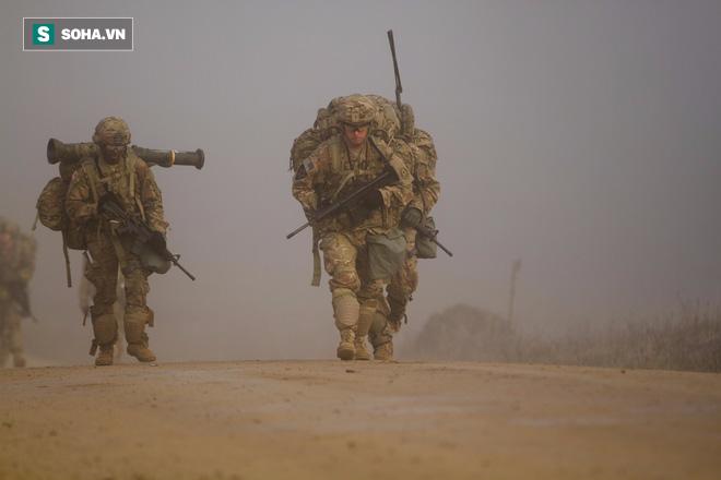 Tổng thống Trump: Thần tốc nắm Quân đội Mỹ, sẵn sàng ngay cho cùng lúc 2 cuộc chiến lớn! - Ảnh 4.