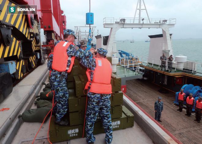 Biển Đông: TQ thừa nhận ngư dân chính là dân quân trên biển - Ảnh 2.