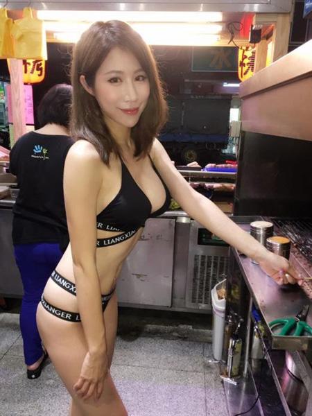 Chân dung cô chủ quán thịt nướng khiến khách hàng không dám từ chối - Ảnh 3.