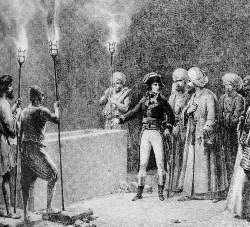 Bí mật đêm kinh hoàng của Napoleon trong kim tự tháp Ai Cập - Ảnh 2.