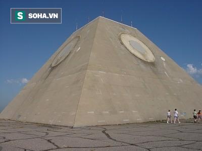 Bí mật pháo đài kim tự tháp trị giá gần 6 tỷ USD của Mỹ - Ảnh 1.
