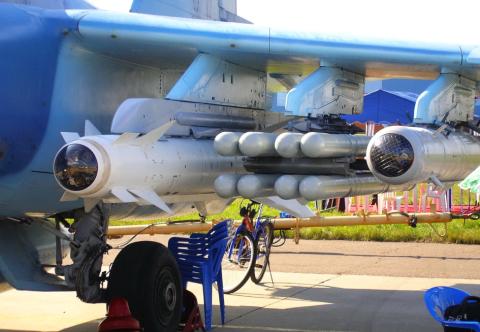 Nga cải tiến Su-39 ăn đứt lợn lòi A-10  - Ảnh 2.