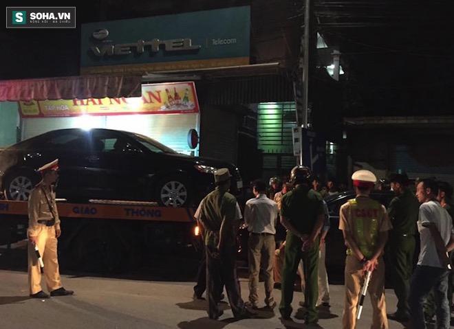 Thu 1,3 tỷ, 4 ô tô trong vụ cảnh sát đột nhập bắt sới bạc khủng ở Nghệ An - Ảnh 3.
