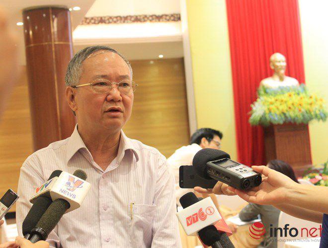 Cách chức TBT, thu hồi thẻ nhà báo của ông Nguyễn Như Phong - Ảnh 1.