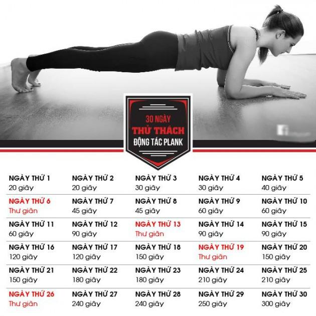 Bí mật về Plank, bài tập đang sôi sục từ phòng gym tới công sở - Ảnh 28.