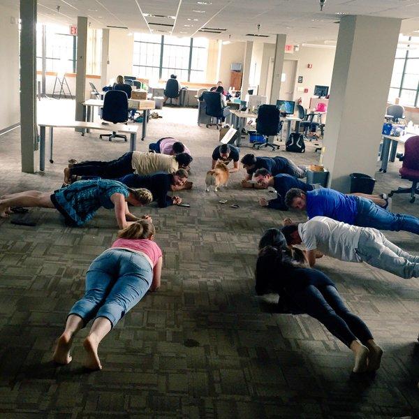 Bí mật về Plank, bài tập đang sôi sục từ phòng gym tới công sở - Ảnh 17.