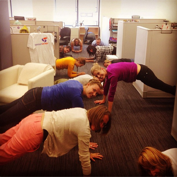 Bí mật về Plank, bài tập đang sôi sục từ phòng gym tới công sở - Ảnh 13.