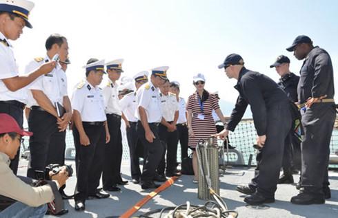 Quân đội Việt Nam có thể được mời sang Mỹ huấn luyện chung - Ảnh 2.