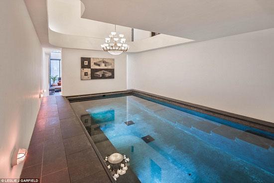 Bí mật bên trong căn hộ với giá thuê gần 900 triệu một tháng của Taylor Swift - Ảnh 1.