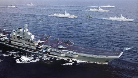 CV-16: Bí ẩn động trời phía sau tàu sân bay Liêu Ninh  - Ảnh 1.