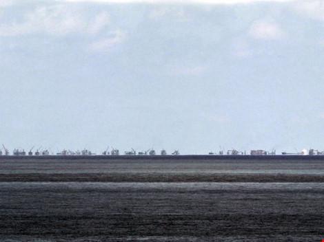 Singapore bị Trung Quốc cảnh cáo về biển Đông - Ảnh 1.