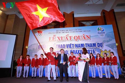 """Bộ trưởng Nguyễn Ngọc Thiện: """"Hoàng Xuân Vinh đã đi vào lịch sử"""" - Ảnh 1."""