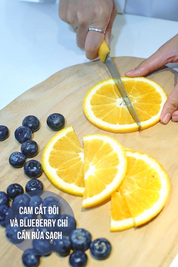 2 phút làm detox từ nước trái cây thanh lọc cơ thể - ảnh 1