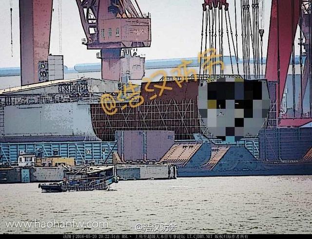 TQ sẽ dùng chiến hạm 10.000 tấn hộ tống tàu sân bay nội địa? - Ảnh 2.