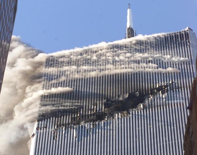 Những hình ảnh không thể quên của vụ khủng bố 11/9 - Ảnh 1.