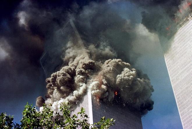 Những hình ảnh không thể quên của vụ khủng bố 11/9 - Ảnh 2.