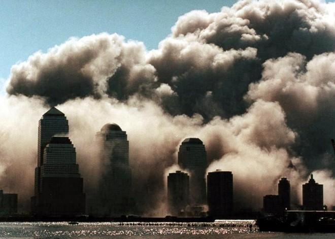 Những hình ảnh không thể quên của vụ khủng bố 11/9 - Ảnh 3.