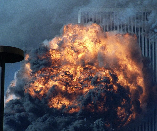 Những hình ảnh không thể quên của vụ khủng bố 11/9 - Ảnh 4.
