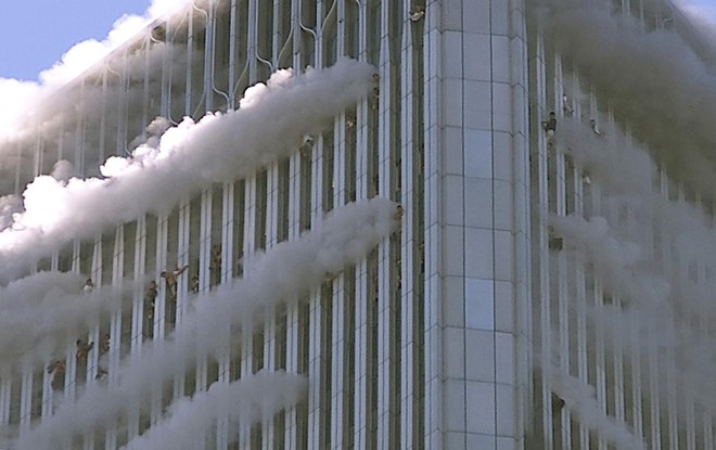 Những hình ảnh không thể quên của vụ khủng bố 11/9 - Ảnh 5.