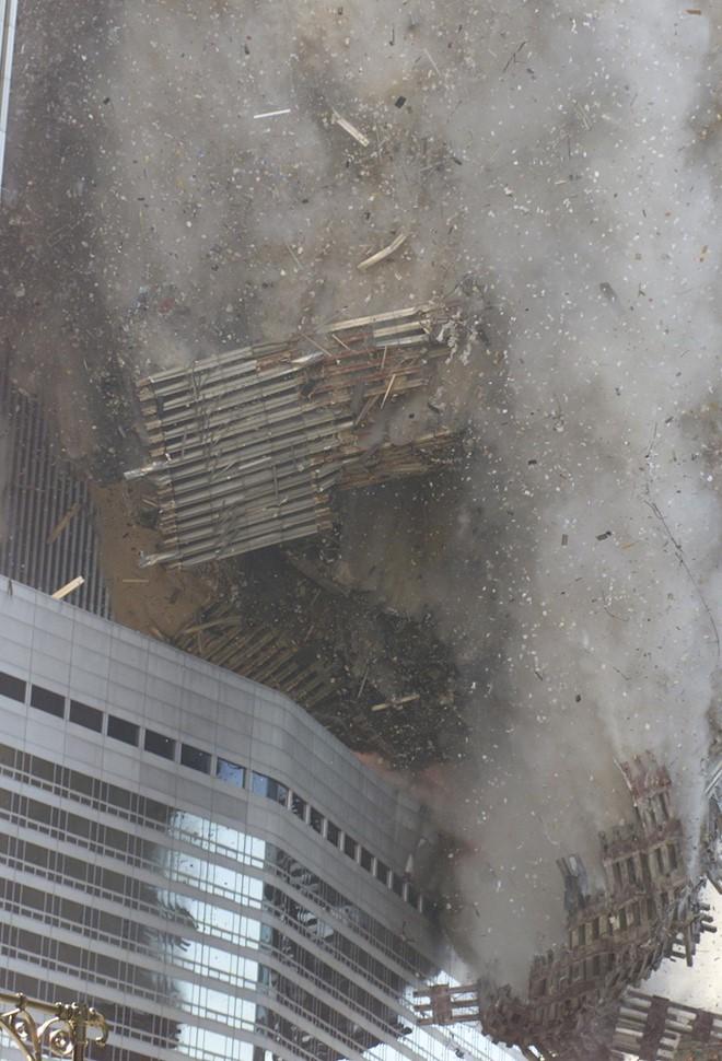 Những hình ảnh không thể quên của vụ khủng bố 11/9 - Ảnh 7.