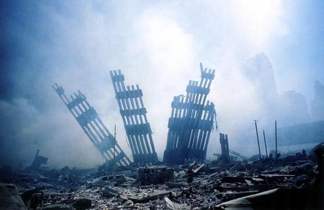 Những hình ảnh không thể quên của vụ khủng bố 11/9 - Ảnh 9.