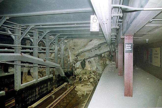 Những hình ảnh không thể quên của vụ khủng bố 11/9 - Ảnh 10.