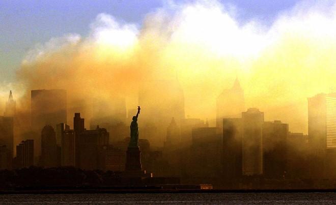 Những hình ảnh không thể quên của vụ khủng bố 11/9 - Ảnh 12.