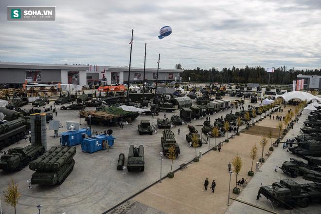 Army-2016: Quốc phòng Nga 1 mũi tên trúng... 3 đích - Ảnh 1.