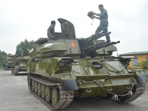 Khả năng ít biết của pháo phòng không đa năng Việt Nam - Ảnh 1.