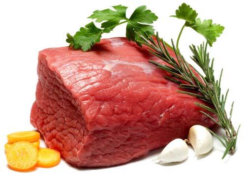 Bằng cách đơn giản này, ai cũng có thể phân biệt thịt bò thật - giả - ảnh 2