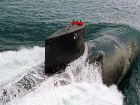 Vì sao Nga - Trung ớn lạnh tàu ngầm lớp Seawolf của Mỹ? - Ảnh 1.